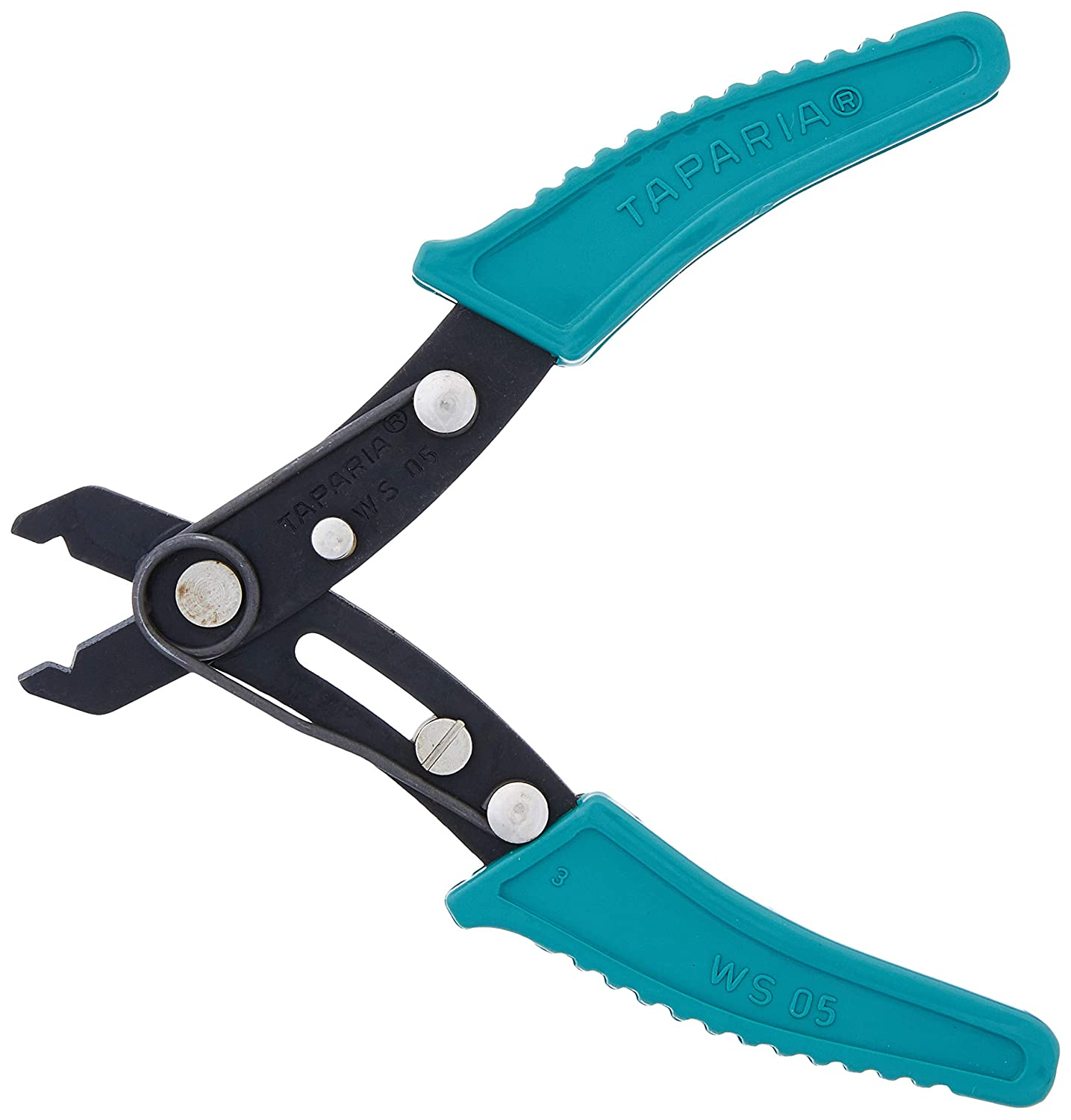 Taparia WS 05 Steel (130mm) Wire Stripping Plier (Green and Black)