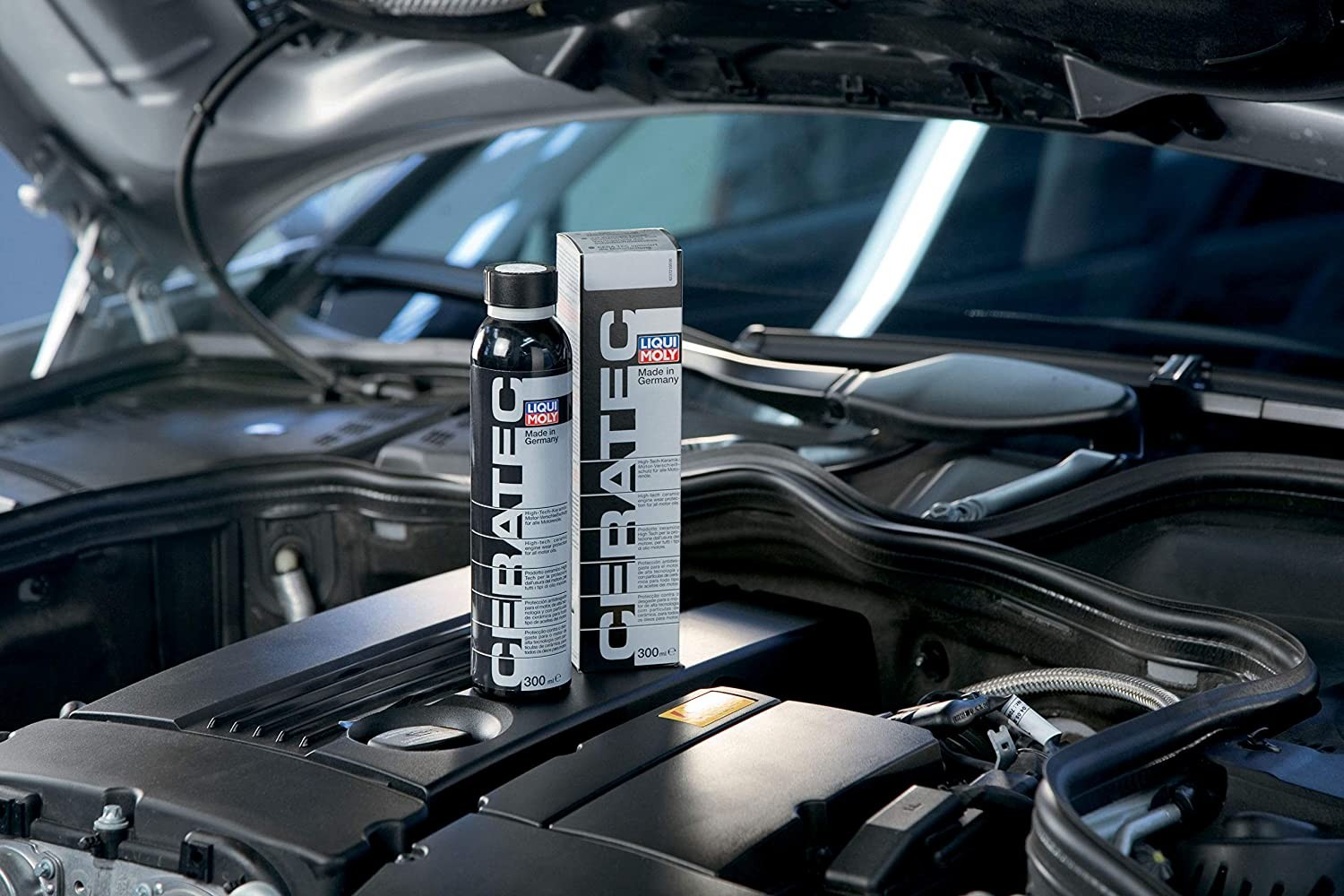 CERATEC to improve the performance of your vehicle