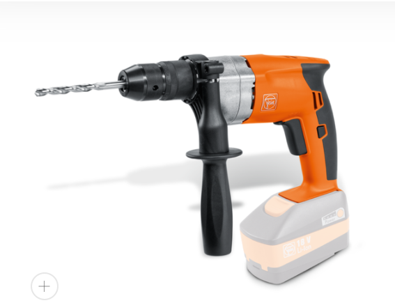 ABOP 10 SELECT Drill (battery-powered) up to 10 mm