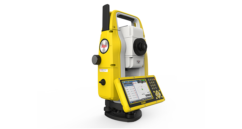 Leica iCON iCB70 Manual Construction Total Station