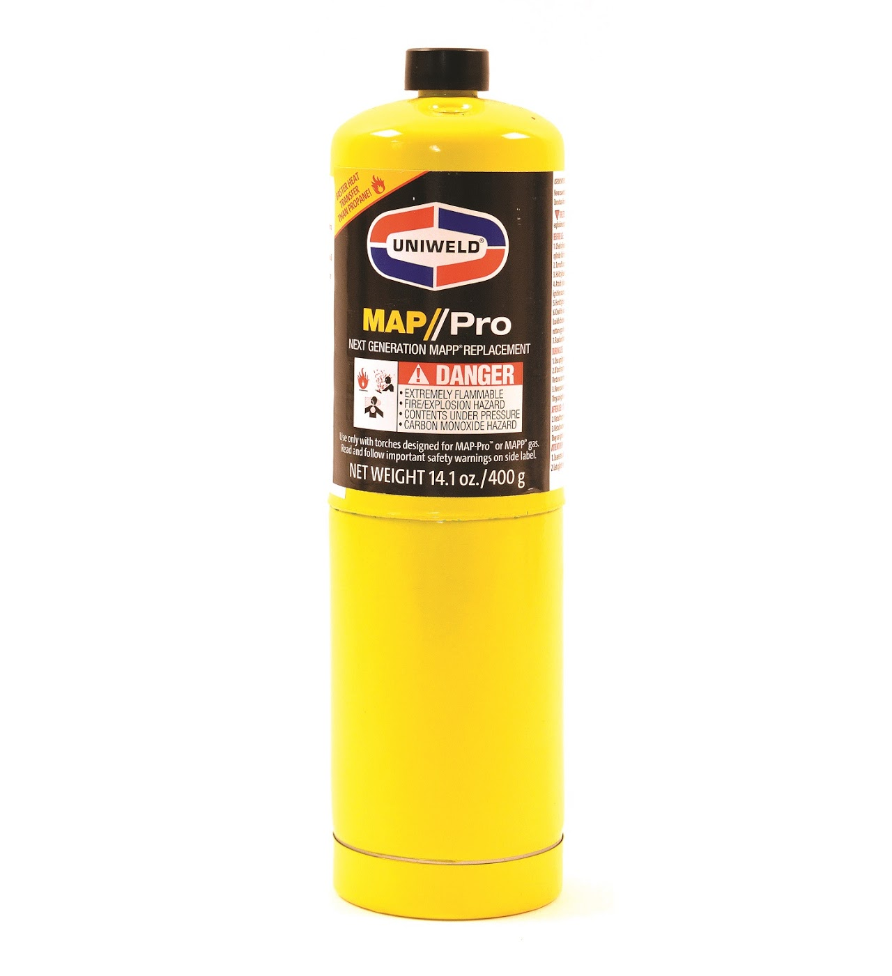 UNIWELD MAP PRO GAS for Brazing & Welding