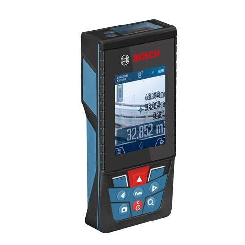 Bosch GLM 150C Laser Distance Meter Range with inbuilt Camera (150 m)