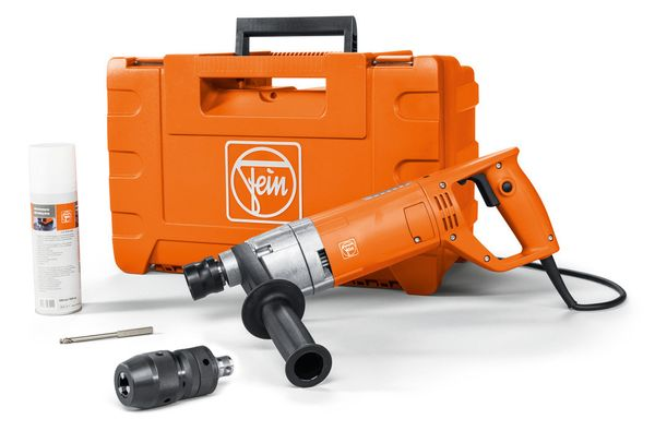 KBH 25-2 U Hand-guided metal core drilling system up to 25 mm