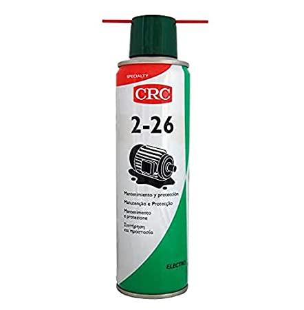 CRC 2 26 Multi Use Electro Cleaner, 500 ml Aerosol Can