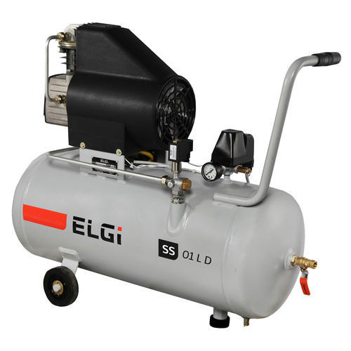 Single-Stage Direct Drive Reciprocating Air Compressors SS01 LD-10 TM25L
